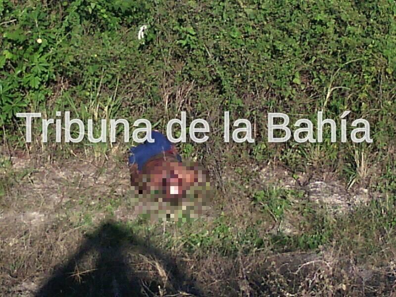Encuentran hombre muerto con huellas de tortura