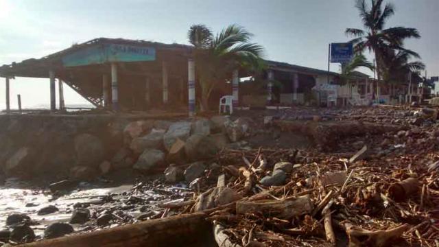 El Niño, intenso calor y Patricia:  los rostros del cambio climático