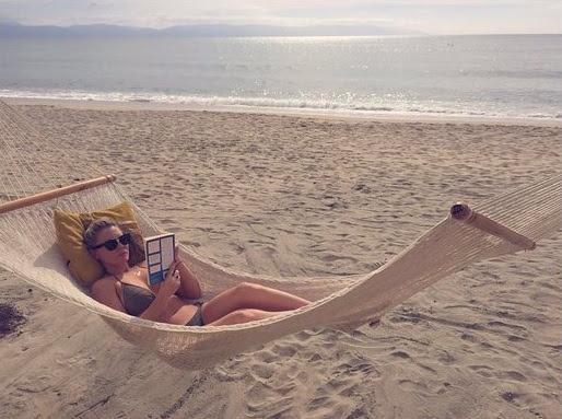 Kaitlin Doubleday Disfrutó la Navidad en Riviera Nayarit