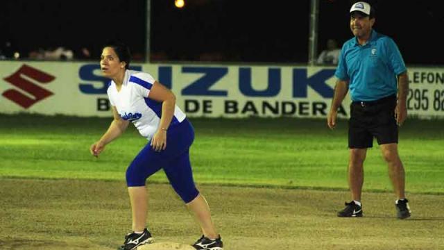 Ocupa NAT el primer lugar de la  primera fuerza femenil en softbol