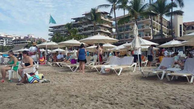Ocupación hotelera llena con alrededor de 220 mil visitantes en estas vacaciones