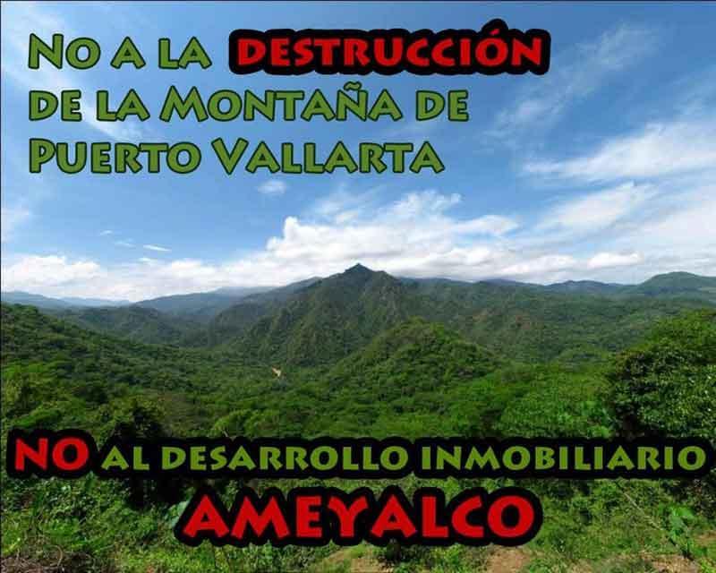 Ha incurrido el municipio en  desacato sobre Ameyalco