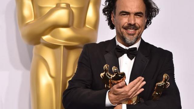 González Iñárritu nominado de nuevo como mejor director en los Oscar
