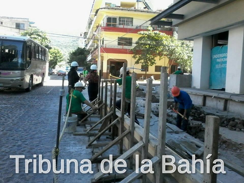 Denuncian vecinos ampliación irregular en colonia Emiliano Zapata
