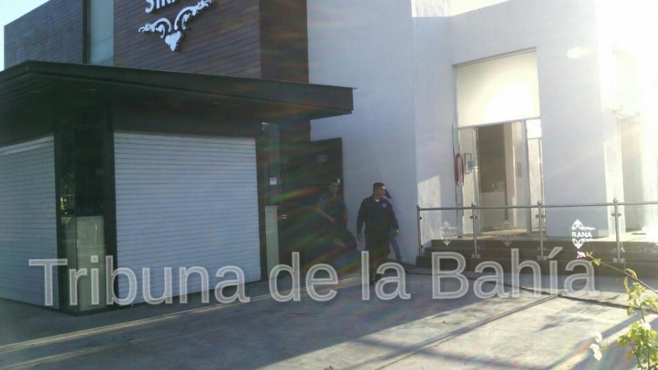 Incendio en Discoteca moviliza cuerpo de Bomberos Puerto Vallarta