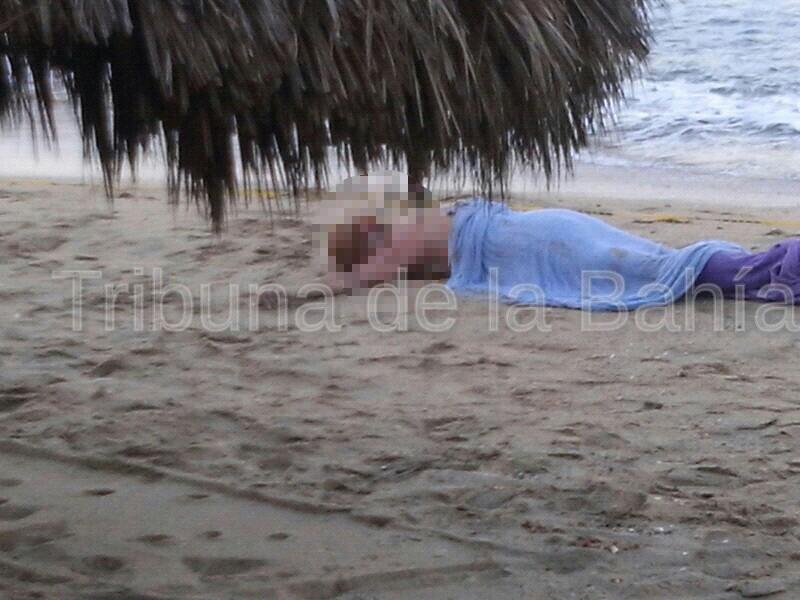 Localizan cuerpo de ahogada en playa de Nuevo Vallarta