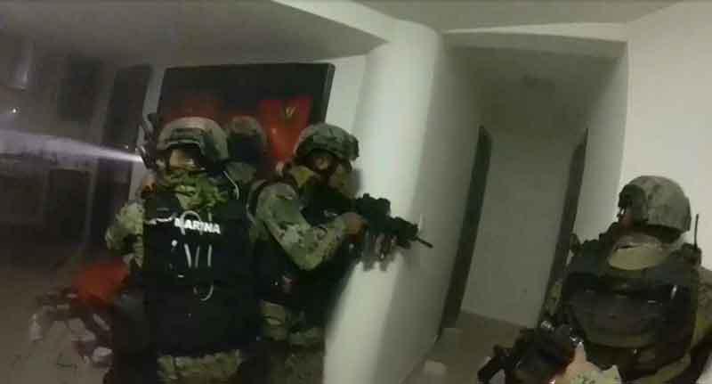 Despiertan a capo tiros y granadazos