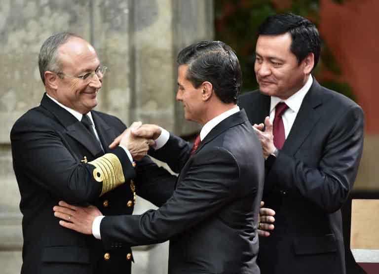 Elogian a EPN por  captura de 'El Chapo'