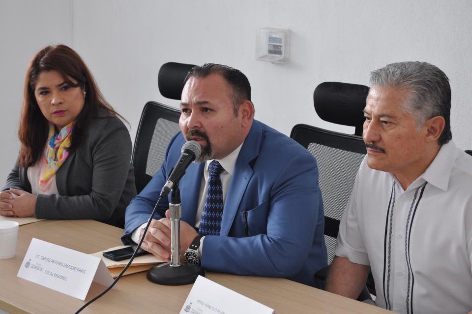 Instalan agencia para búsqueda de  personas desaparecidas en Vallarta