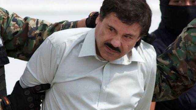 Anuncia Peña Nieto detención de Joaquín Guzmán Loera