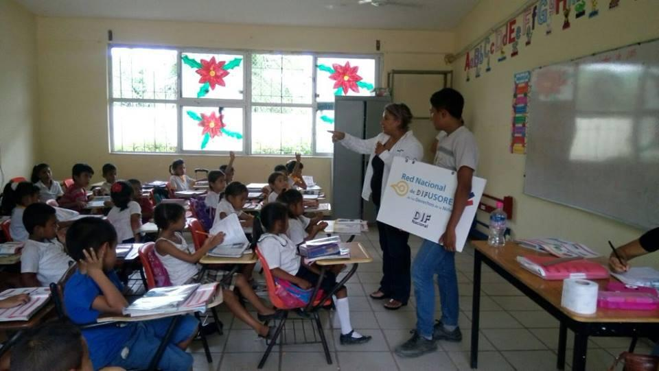 """Recibirá DIF Bahía de Banderas capacitación en """"Acoso escolar"""""""
