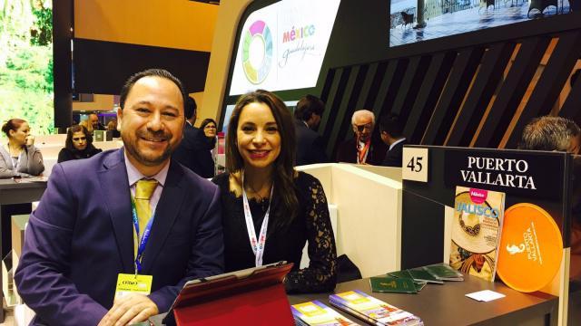 Puerto Vallarta refuerza su presencia global en la Feria Internacional de Turismo de Madrid