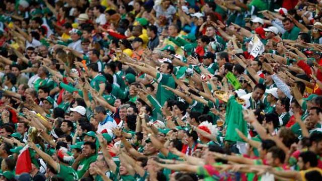 Multan a México por grito de sus aficionados