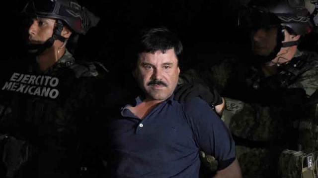"""El """"mechudo español"""" que fue  con Sean Penn a ver a 'El Chapo'"""
