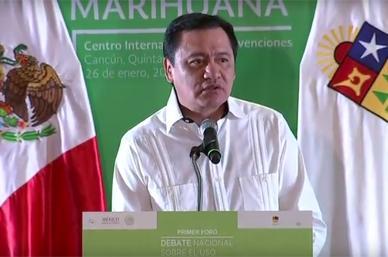 Inicia en Cancún debate sobre legalización de la mariguana