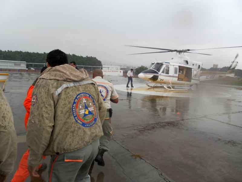 Presenta Protección Civil y Bomberos  Jalisco logros y avances de 2015