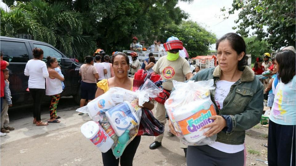 Niega gobierno lucro con  damnificados de Morelos