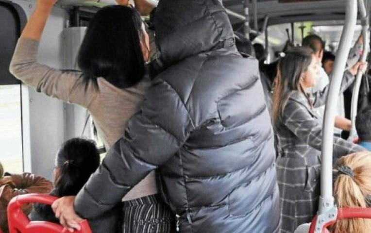 El machismo, causante del acoso callejero  hacia las mujeres: Instituto de la Mujer