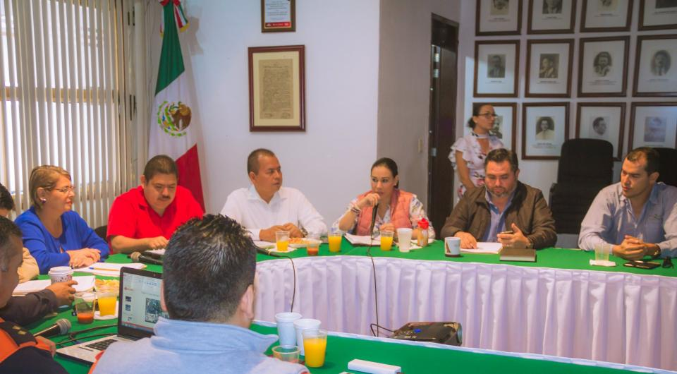 Acuerdan promover la PC entre  la población y turistas de Vallarta