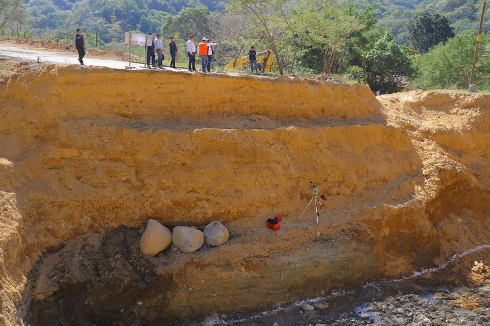 Fijan el 15 de mayo para terminar puente  en carretera Las Palmas-Mascota