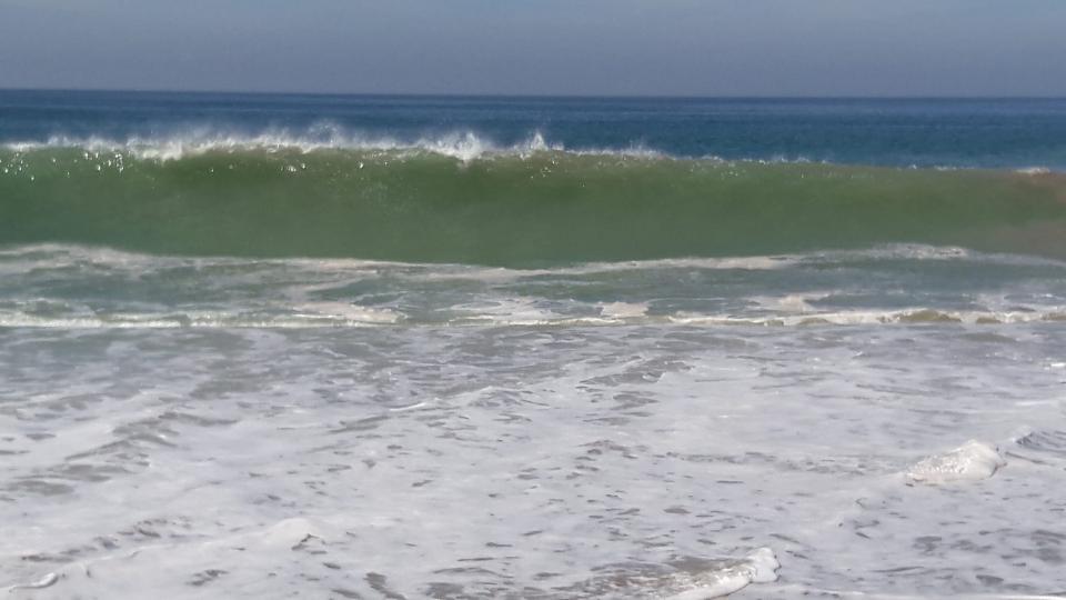 Podría bajar hoy el oleaje en  las playas de Puerto Vallarta