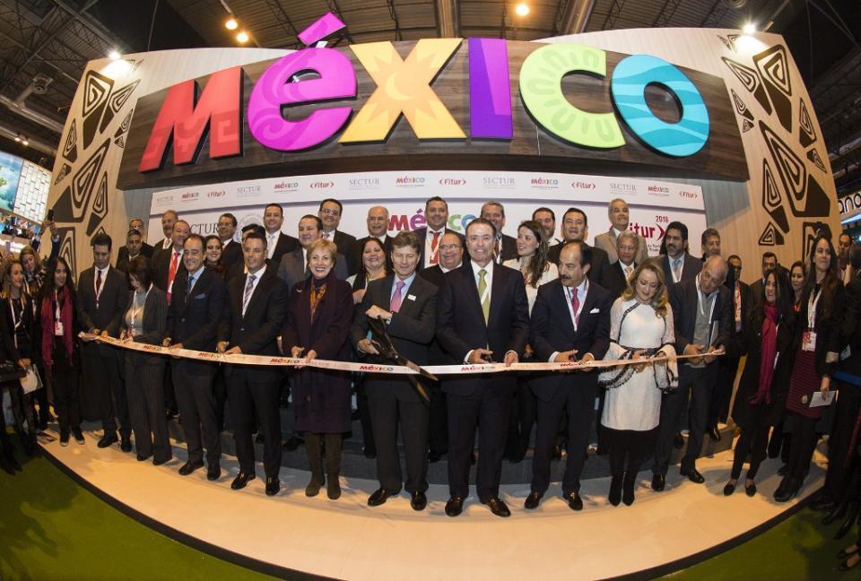 Fortaleció PV su presencia como  destino mundial en Fitur de Madrid