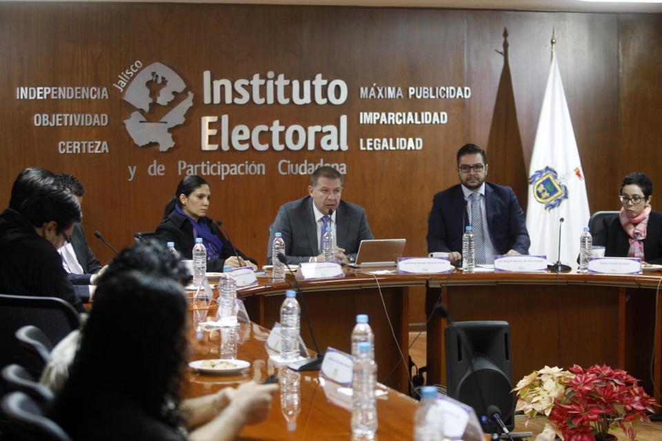 Presentan estrategia de seguridad  para proceso electoral de Jalisco