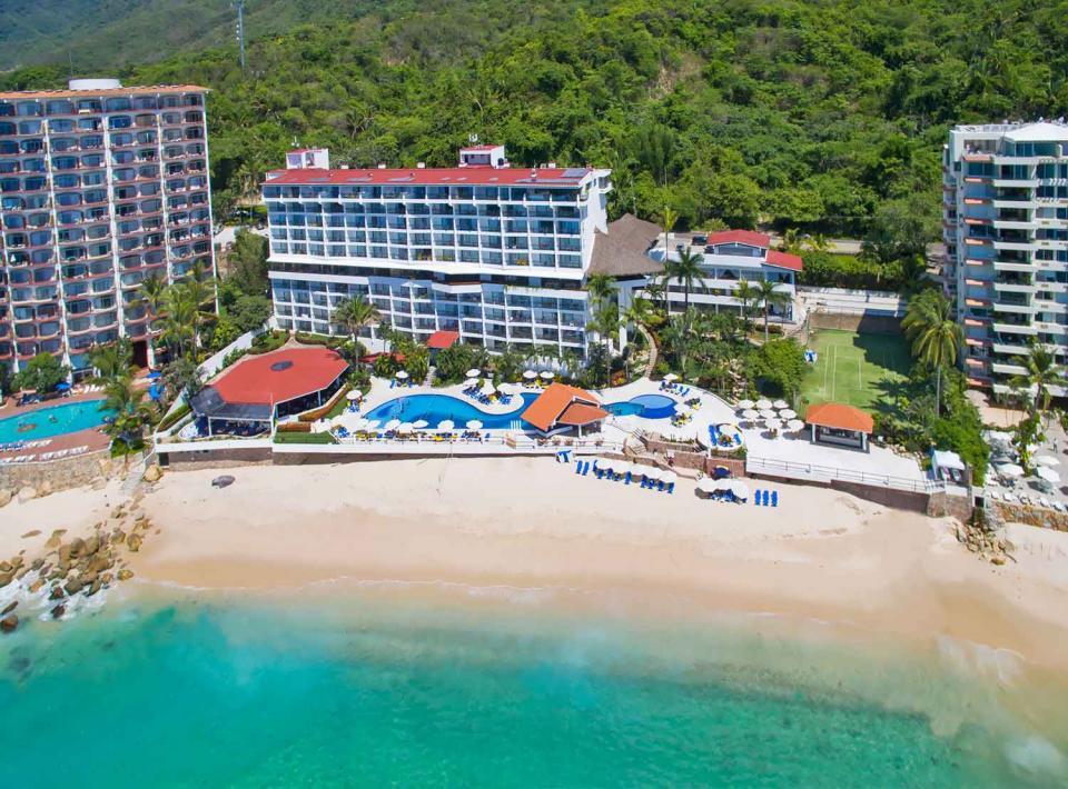 Otro desarrollo más afiliado  a RCI para Puerto Vallarta