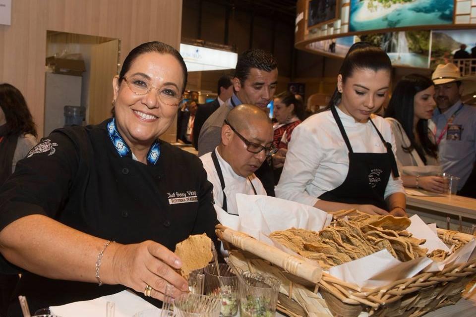 Gastronomía, pilar de la promoción turística  de Nayarit y su Riviera en el mundo