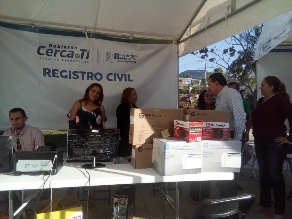 Realizan DIF y Ayuntamiento de Bahía,  programa de matrimonios colectivos