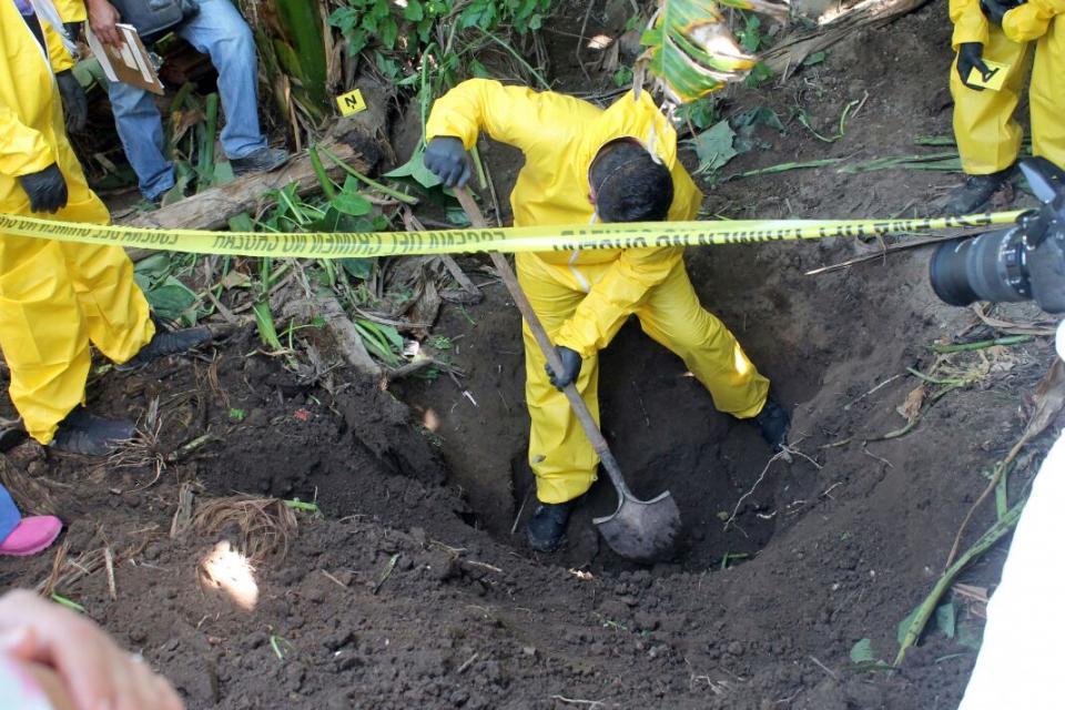 Avanza Fiscalía de Nayarit  en identificación de cuerpos