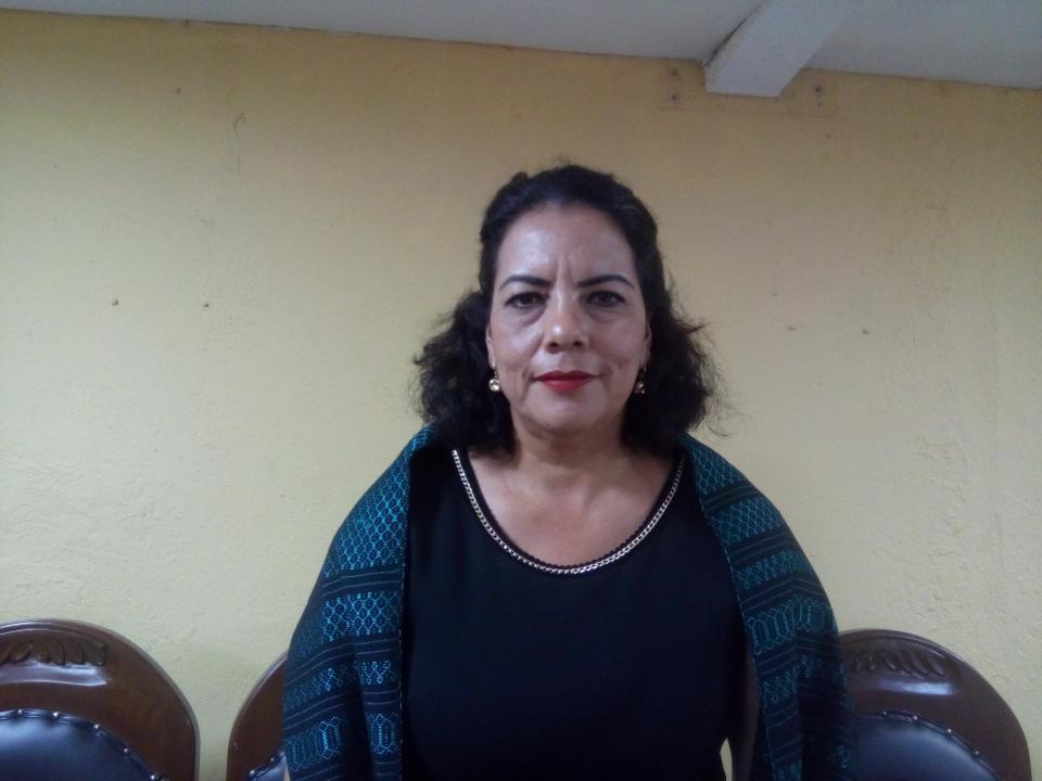 Prepara regidora Aidé  evento cívico en El Porvenir