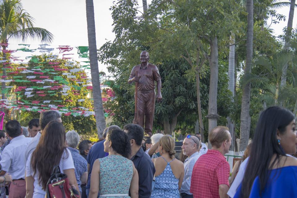 HOMENAJE A GRAZIANO SOVERNIGO CAVALLIN…    Honor a quien honor merece