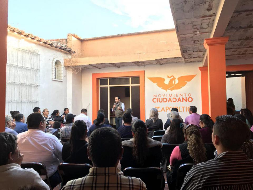 El 2018, momento de la revancha  contra el mal gobierno: Castañeda