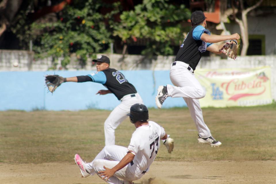 FUE BLANQUEADA CONTRA JAIBOS…    ¡Partido de una carrera!