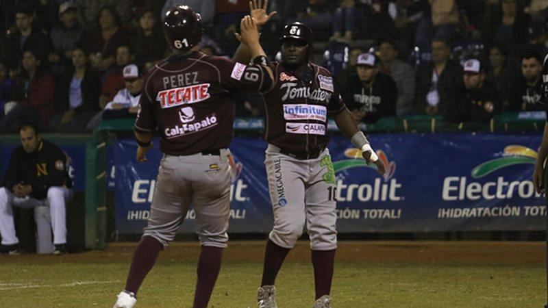 Tomateros imparable en Serie  Final de beisbol invernal mexicano