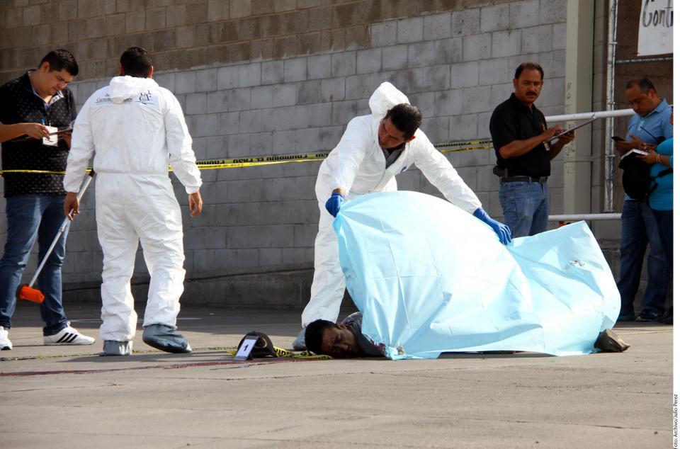 Están impunes 95% de asesinatos en Jalisco