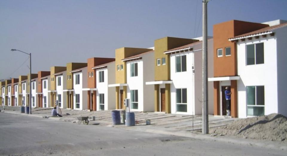 Demanda de vivienda de tipo social  suma 70 por ciento en Jalisco