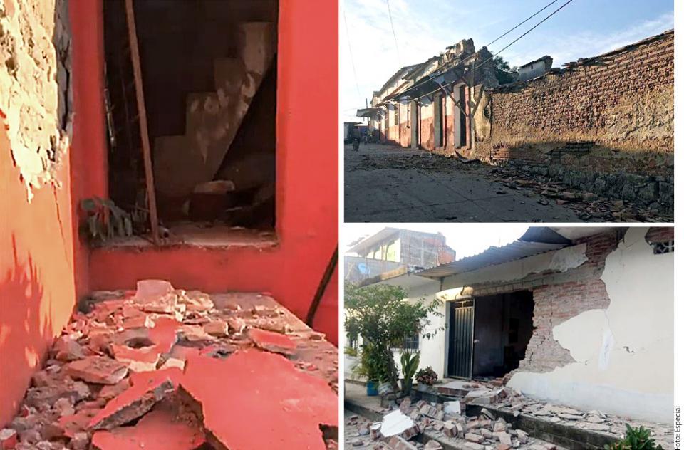 Sufre nuevo  daño Oaxaca