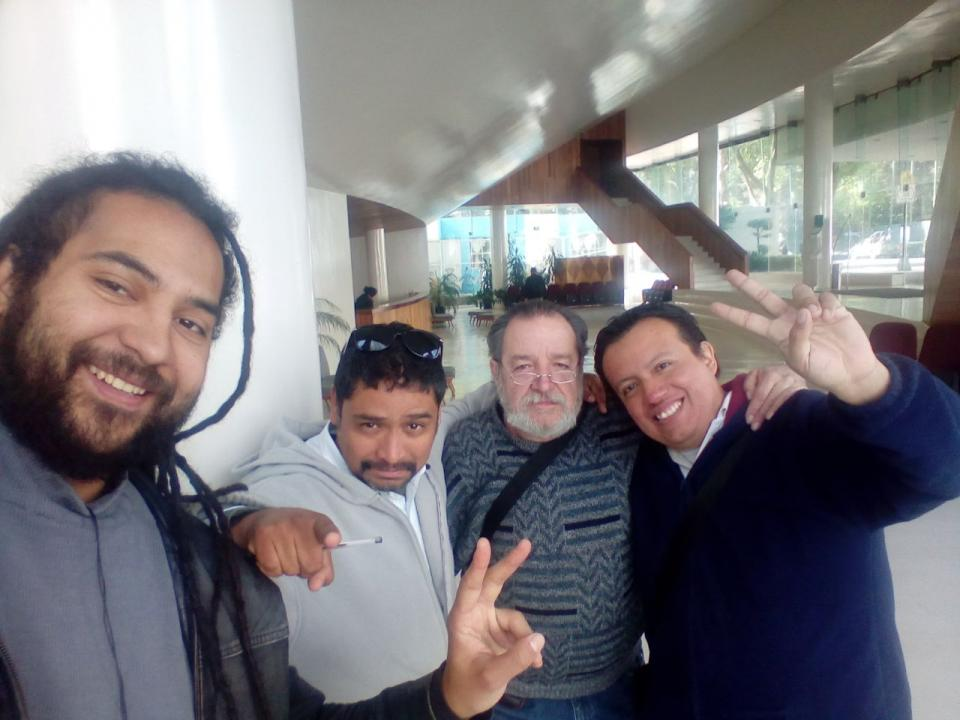 Celebración del Centenario, hasta  CDMX con la obra Quiler Cuin