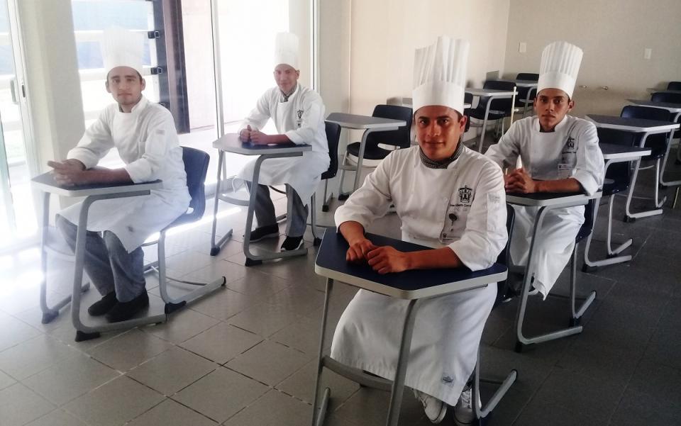 Abren sofisticadas instalaciones de la  Escuela Estación Gourmet en Vallarta