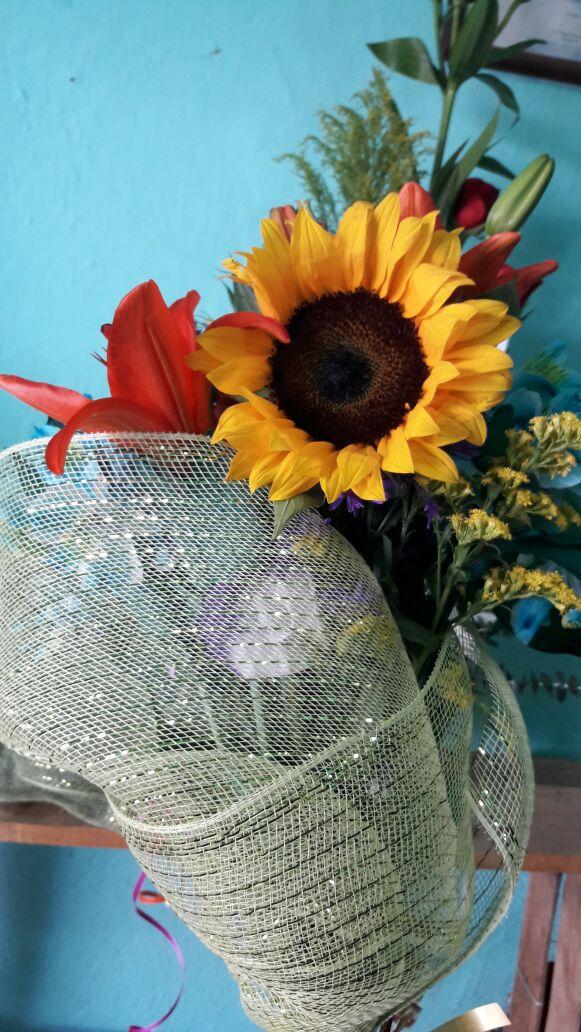 Flores, de lo que más se  vendió en San Valentín