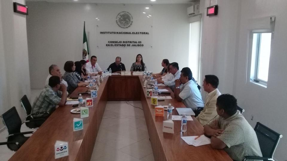Avanza proceso electoral entre el  INE y el IEPC en Puerto Vallarta
