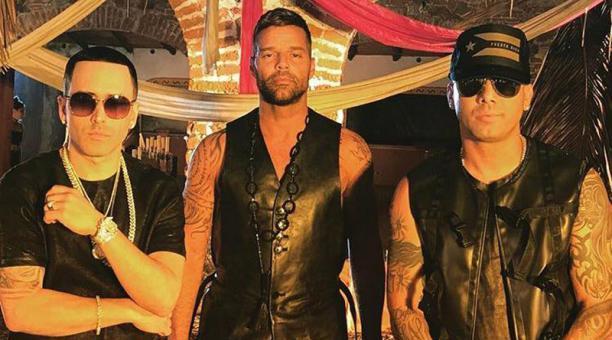 """Lanza Ricky Martin su video  """"Fiebre"""" grabado en PV"""