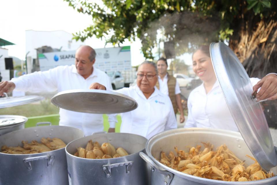 Celebra la Familia Seapal  el Día de la Candelaria