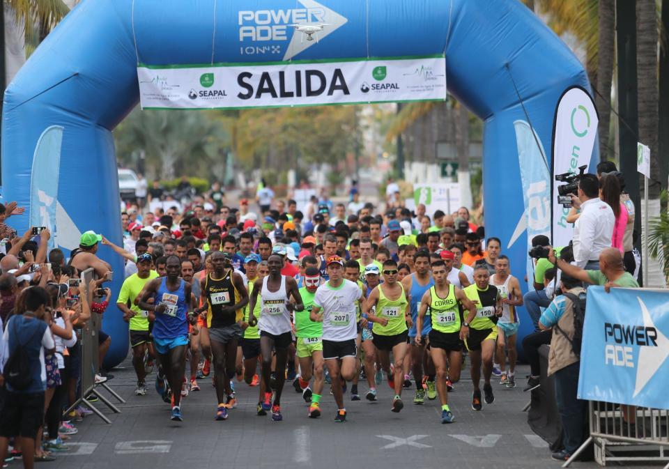 Lanza Seapal convocatoria  para el Octavo Medio Maratón