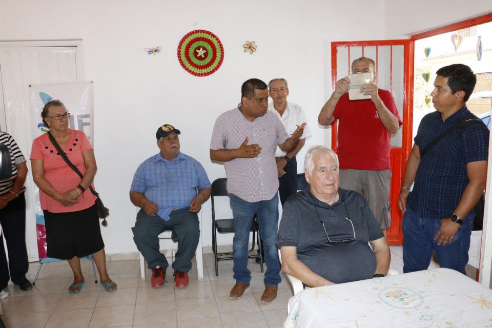 DIF y American Legión rehabilitan  el club 'Hilos de Plata'