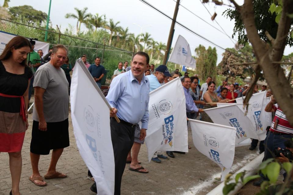 Ampliará Bucerías al triple capacidad  de desfogue de drenaje: Jaime Cuevas