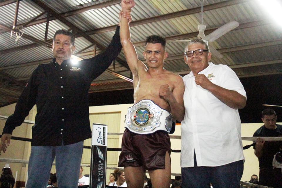 """CAMPEONATO NACIONAL IKF…    Triunfo y título para """"Bruss"""""""