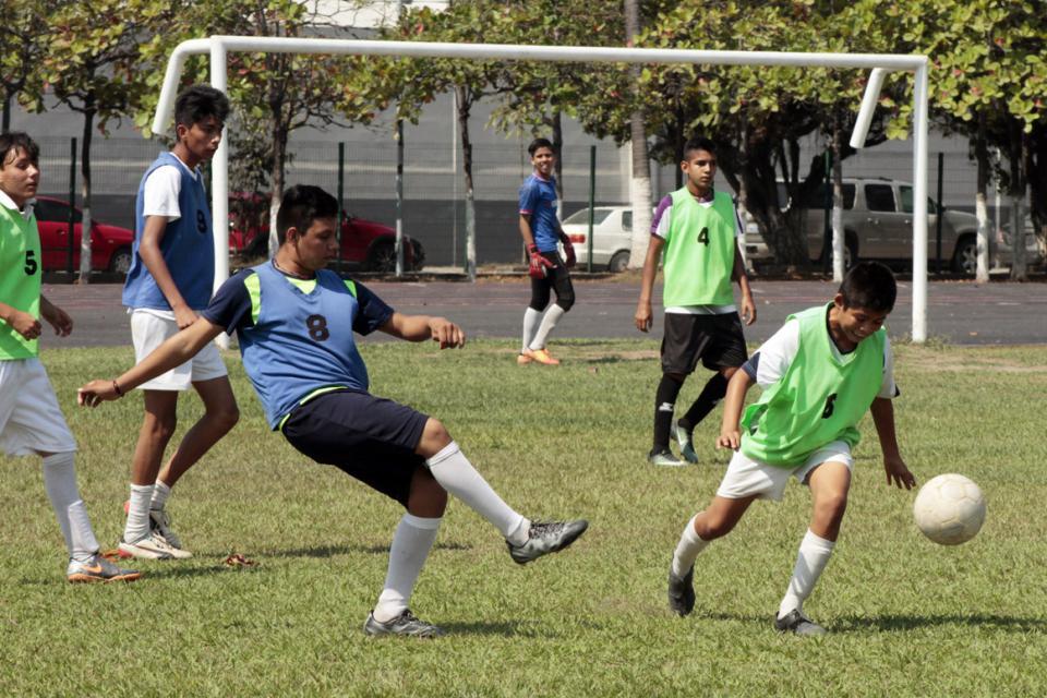 Vienen visorías de  futbol con Puebla FC